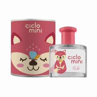 Colônia Ciclo Mini Raposete 100ml