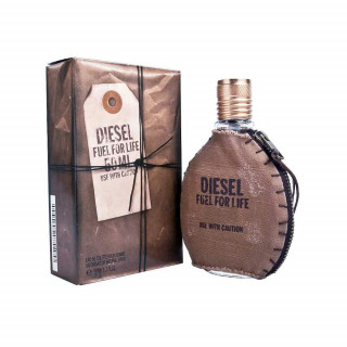 Fuel For Life Diesel Perfume Masculino EDT 125ml