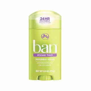 Shower Fresh Ban Desodorante Sólido 73g