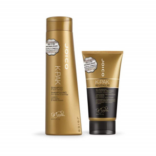 Kit K-Pak Shampoo 300ml + Máscara Revitaluxe 150ml Joico