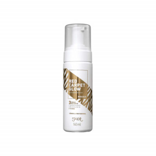 Mousse Autobronzeadora Red Carpet Glow Skelt 140ml