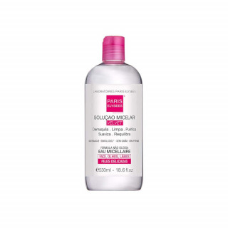 Água Micelar Paris Elysees Velvet 530ml